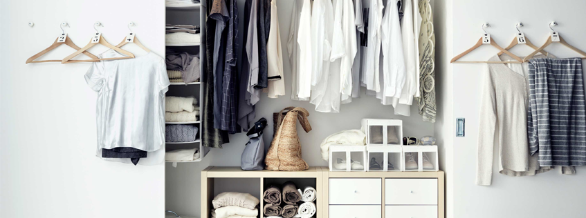 Innovative Storage Solutions to Avoid Clutter - tips from Get Set Clean