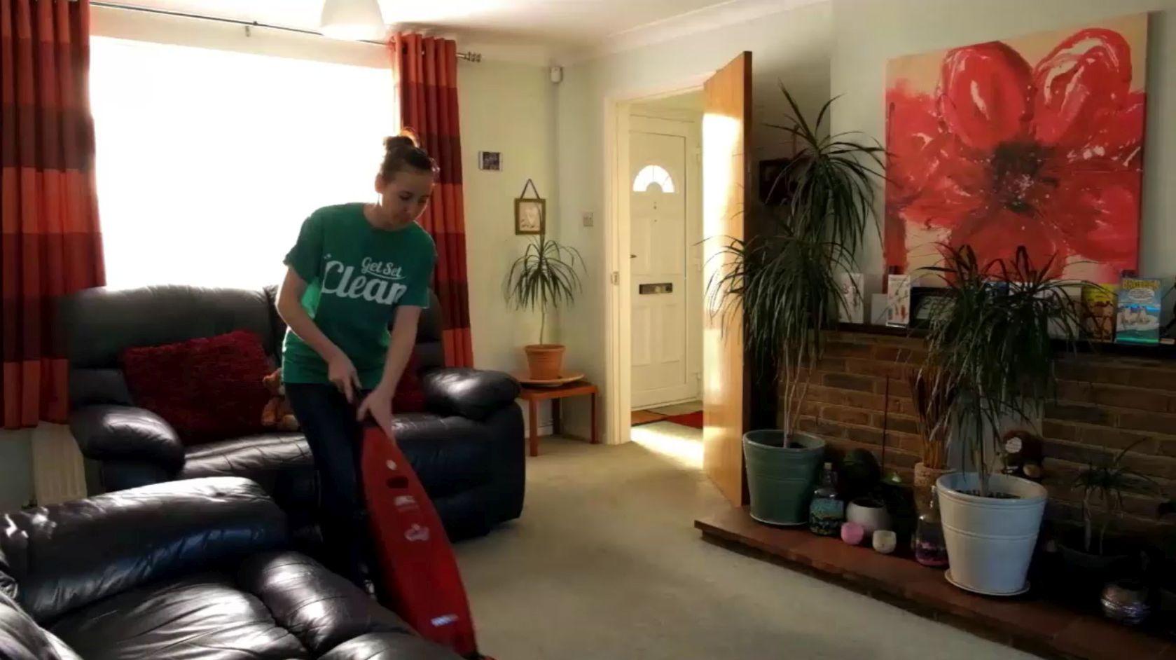 Get set clean